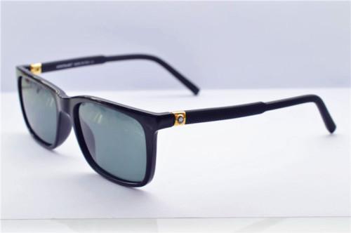 MONT BLANC Sunglasses Metal Acetate SMB002