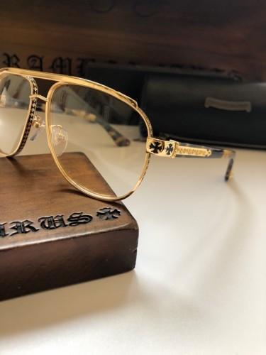 Wholesale Replica Chrome Hearts Eyeglasses BONEHEARD Online FCE186