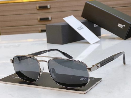 MONT BLANC Sunglasses MB0033S SMB016