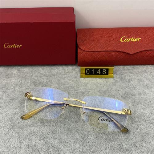 Replica Cartier Eyewear optical frame 0148 FCA297