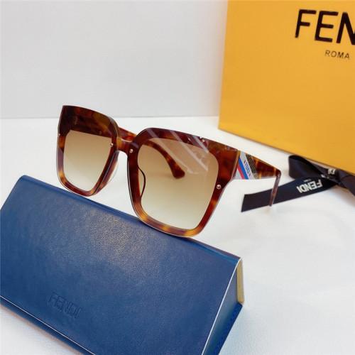 FENDI Sunglasses for Women FD0402 Brands SF137