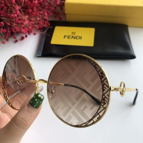 Wholesale Fake FENDI Sunglasses FFM0059 Online SF104