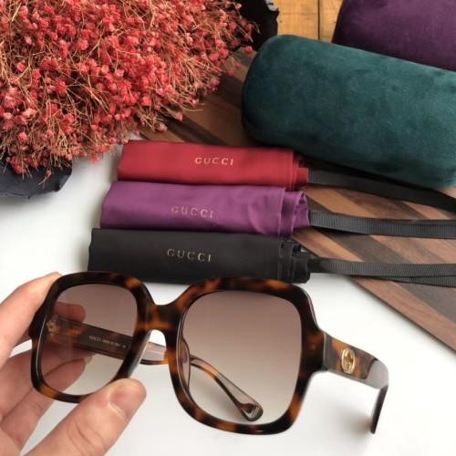 Wholesale Replica GUCCI Sunglasses G0418 Online SG552