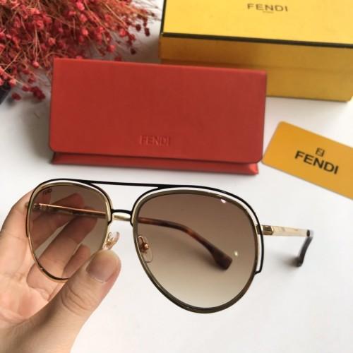 Copy FENDI Sunglasses FF6033 Online SF110
