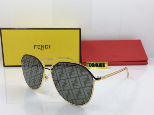 Wholesale Fake FENDI Sunglasses 0071 Online SF107