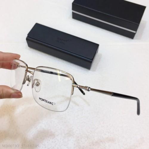 MONT BLANC Glass MB0073O Eyeware Optical Frames FM371