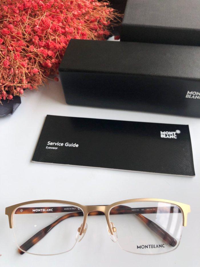 Wholesale Fake MONT BLANC Eyeglasses MB0015O Online FM338