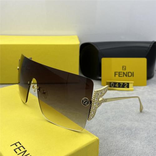 FENDI Sunglasses for Women 0472 Brands SF138