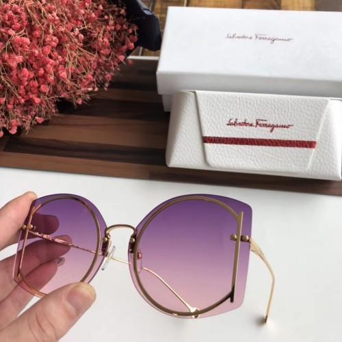 Wholesale Replica Ferragamo Sunglasses SF196S Online SFE011