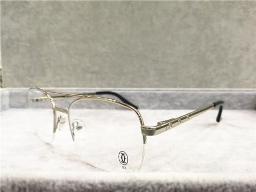Wholesale Fake Cartier eyeglasses 4818104 online FCA287