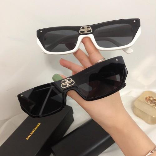 Replica BALENCIAGA Sunglasses BB0080 Online SBA005