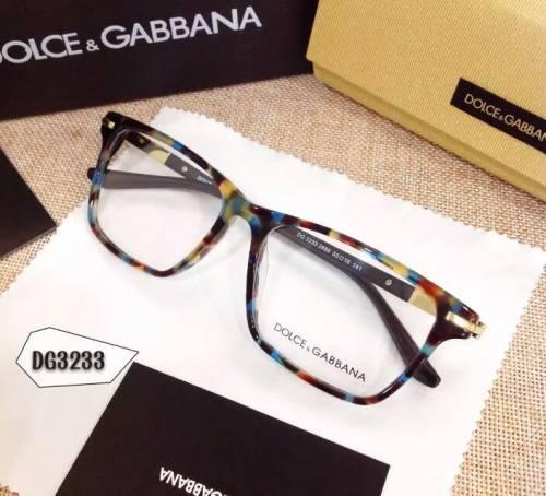 Dolce&Gabbana eyeglasses acetate glasses optical frames imitation spectacle FD322