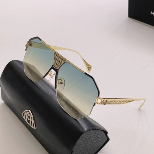 Replica MAYBACH Sunglasses Metal Z426 SMA051