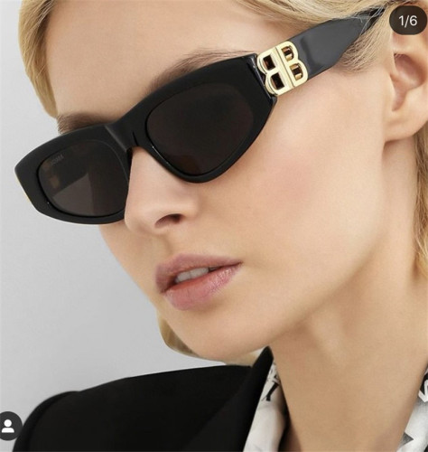 Replica BALENCIAGA Sunglasses BB0095 Online SBA009