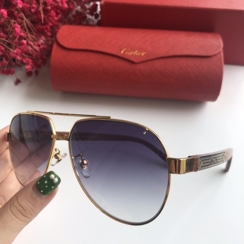 Wholesale Fake Cartier Sunglasses CA20033 Online CR131