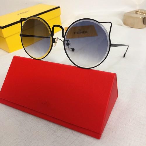 Replica FENDI Sunglasses FF0378 Online SF122