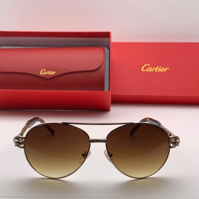 Wholesale Fake Cartier Sunglasses T8200669 Online CR129