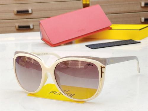 Top sunglasses brands for women FENDI FS583 SF142