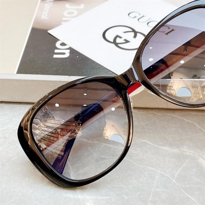 Cat eye sunglasses Replica GUCCI GG0849SK SG714