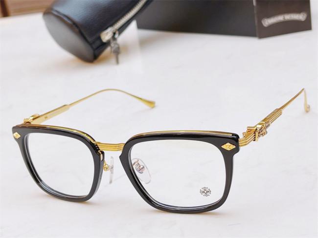 Designer optical frames Copy Chrome Hearts Eyeglass OVERPOKED FCE254