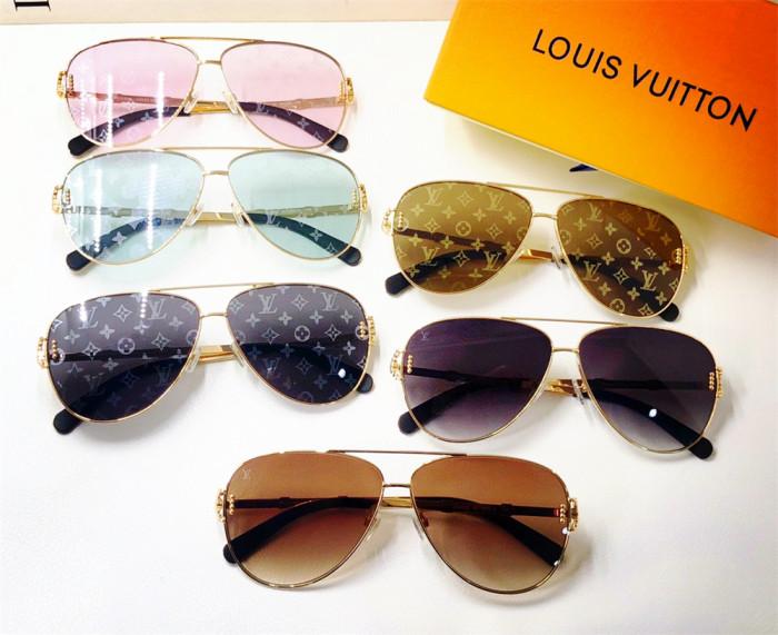 Top sunglasses brands Replica L^V Z1432 SL335