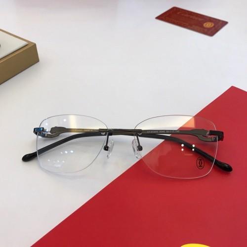 Replica eyeglasses Cartier Spectacle frames CT0120 FCA230