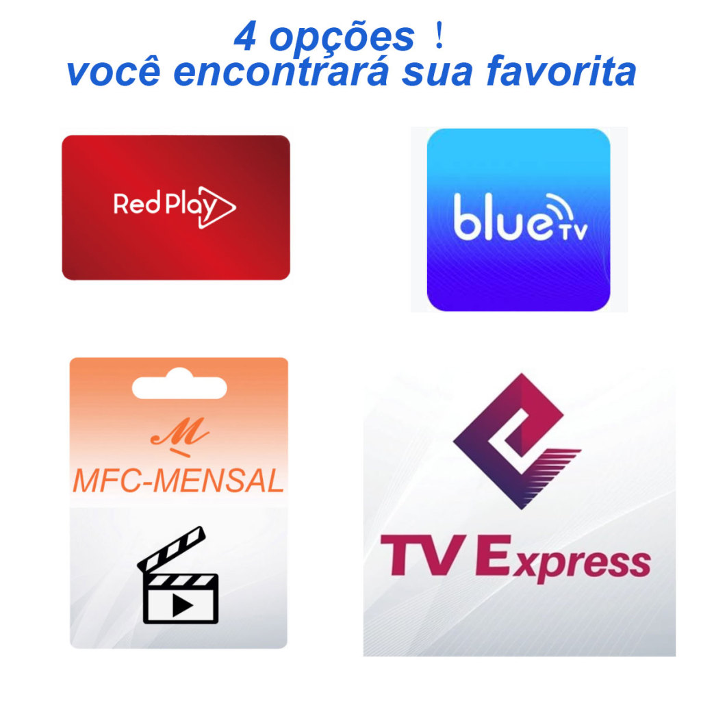 BlueTV Blue TV RedPlay RED UniTV Monthly Annual Recharge
