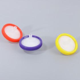 Wholesale 0.22um Sterile Nylon Hydrophilic PVDF Disposable Syringe Filter
