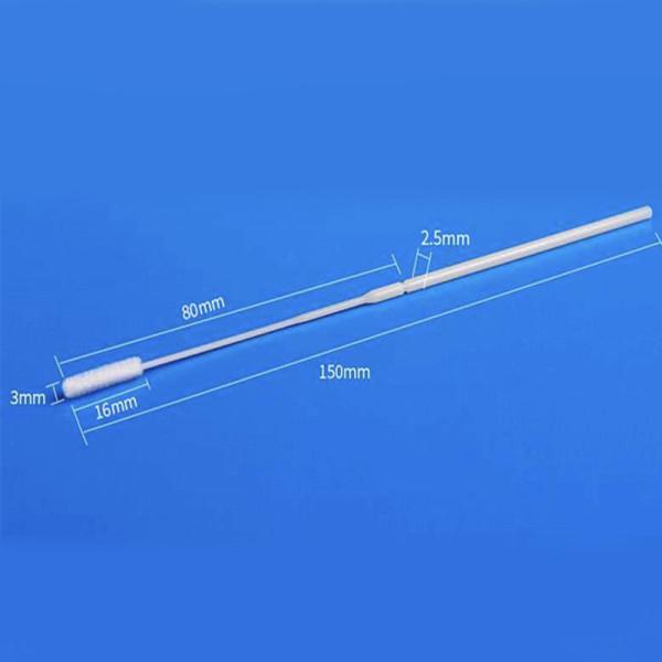 Sterile Flocked Nasopharyngeal Swab / Oropharyngeal Swab Wholesale Price usd0.03/pc