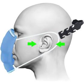Anti-slip Mask Accessories Ear Grips Extension Hook