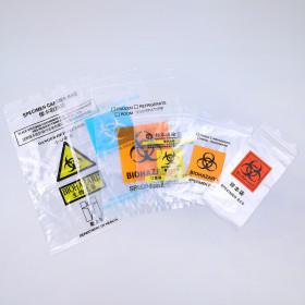 Medical Laboratory Biohazard Specimen Transport Collection Bags