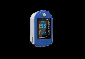 China Manufacturer Blood Medical Fingertip Pulse Oximeter Monitor