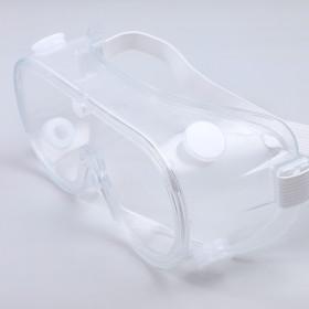 Supplier Eco-Friendly Splash Safety Isolation Eye Protection Goggles