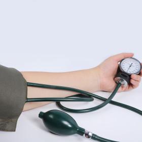 Factory Wholesale Medical Manual Arm Blood Pressure Meter Auscultation Set