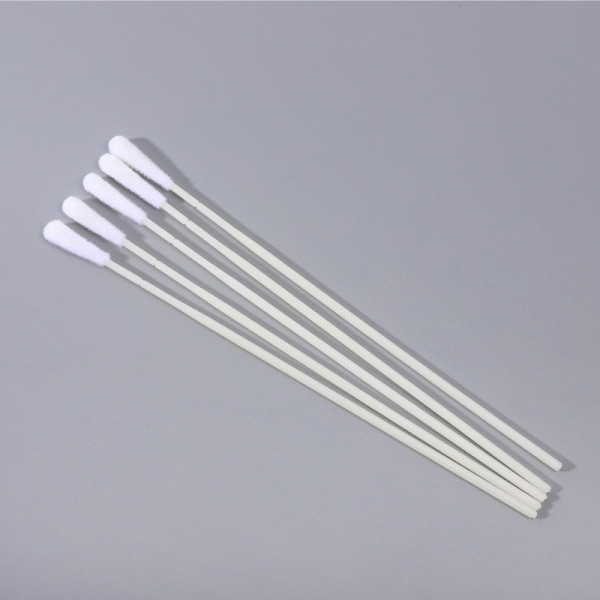 Sterile Flocked Swab stick with breakpoint
