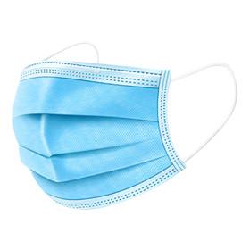 Disposable non-woven medical face mask