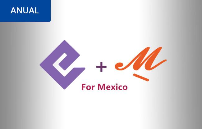 COMBO TVEXPRESS+MFC 365 DIAS NO MEXICO