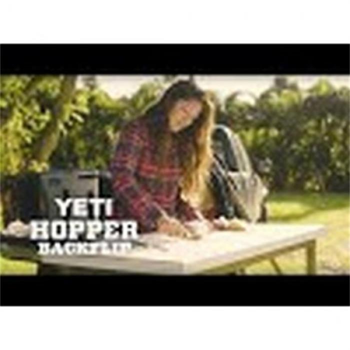 HOPPER BACKFLIP 24 SOFT COOLER - CHARCOAL