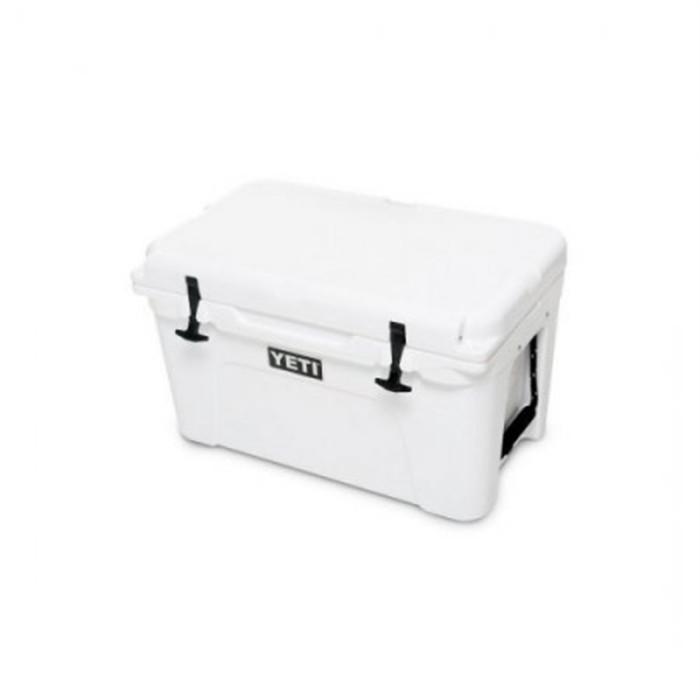 TUNDRA 45 HARD COOLER - WHITE