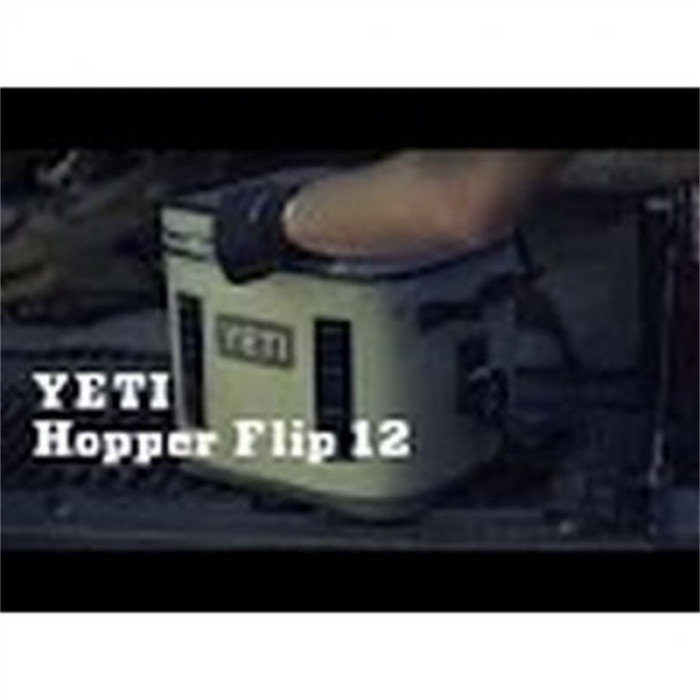HOPPER FLIP 12 SOFT COOLER - CHARCOAL