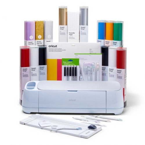 Cricut Maker® 3 + Everything Materials Bundle