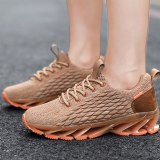 Hot Sale Men's Running Sneakers Flywire Unisex Running Trainers Shock Absorbant Sneakers for Women Breathable Jogging Shoes