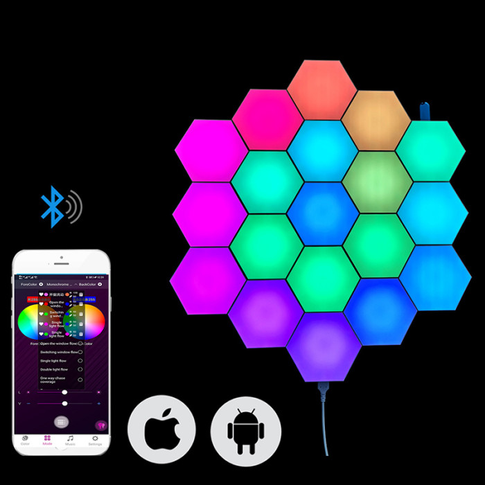 LED TOUCH LAMP RGB