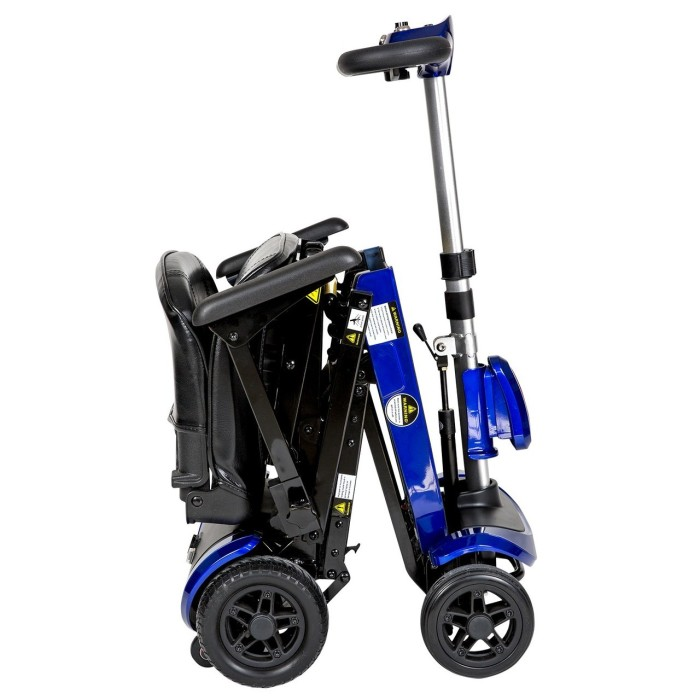 Transformer 4-Wheel Mobility Scooter 🛒BUY 2 FREE SHIPPING &SPARE BATTERIES!