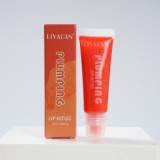 Fast Delivery Private Label Lipgloss Vendor Custom 10ml Squeeze Tube Vegan Clear Shiny Pink Lip Gloss