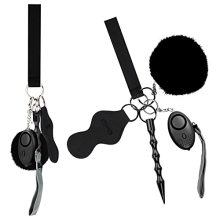 Drivworld Keychain Set For Women Girl Kit Safety Keychain