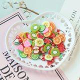 10g Fruit Slices Filler For Lip Gloss DIY Lipgloss Base Gel Decor Slime Charm Nail Art Decoration Wholesale