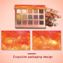 Drivworld 2021 15-color eyeshadow palette for beginners beauty INS net celebrity with world-weary makeup earth color eyeshadow wholesale / OEM