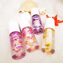 New Hot Moisture Clear Flowers Lip Gloss Lipgloss Vendor Euro Fashion Lipstick Cosmetics Sweet Honey Lip Gloss Lip Make Up