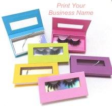 Lash Packaging Wholesale Empty Lashes Packaging Boxes Rhombus Irregular Mink Lasehs Case eyelash packaging provide print logo